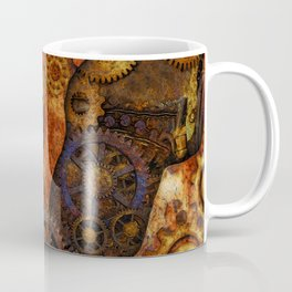 Steampunk Mania Coffee Mug
