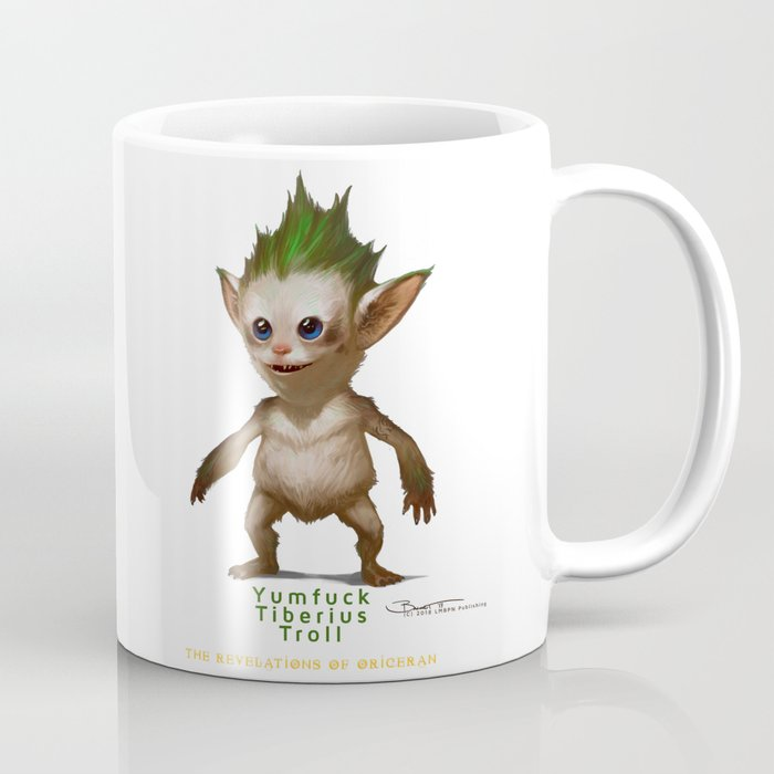 YT Troll - Revelations of Oriceran (C) Coffee Mug
