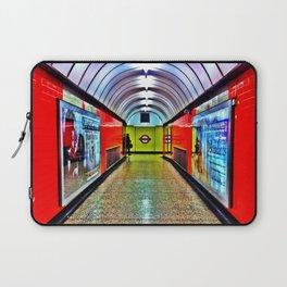Colourful Baker Street Laptop Sleeve