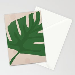 Monstera Deliciosa Stationery Cards