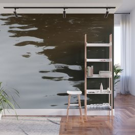 Dark and Clear Water Wall Mural