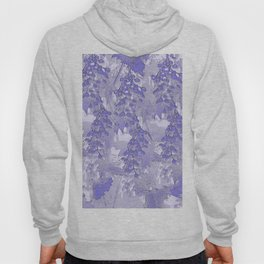 Blue grapes - abstract Hoody