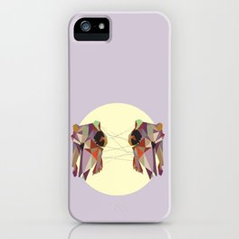 Youngbird Skulls iPhone Case
