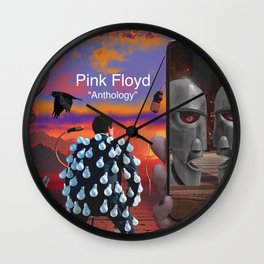 The Delicate Sound Of Anthology Wall Clock