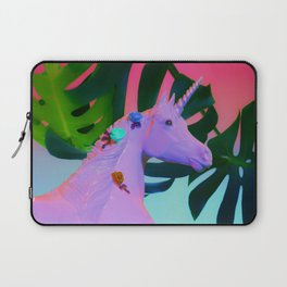 vaporwave pony Laptop Sleeve