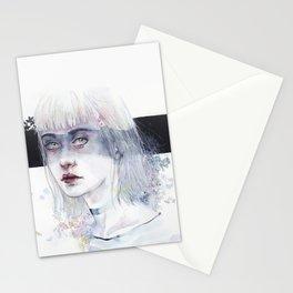 Blindfolded Goddess Stationery Cards