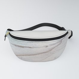 Beach day in Britain Fanny Pack