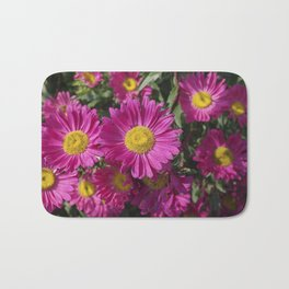 Summer Asters 4636 Bath Mat