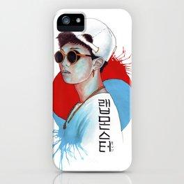 South Korea iPhone Case