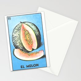El Melon Stationery Cards
