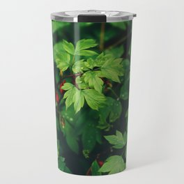Fresh Forest Foliage Travel Mug