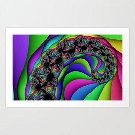Fraxplorer/ Fantasia Art Print