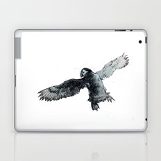 Soar the puffin Laptop & iPad Skin