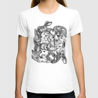 rabbits T-shirts featuring Rabbits by Ray Eng