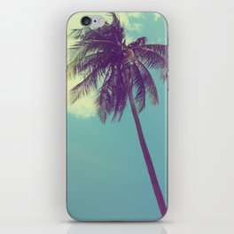 Double Palm Tree iPhone Skin