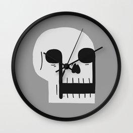 Somber Melody Wall Clock