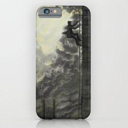 Flat Cap SteepleJack iPhone Case