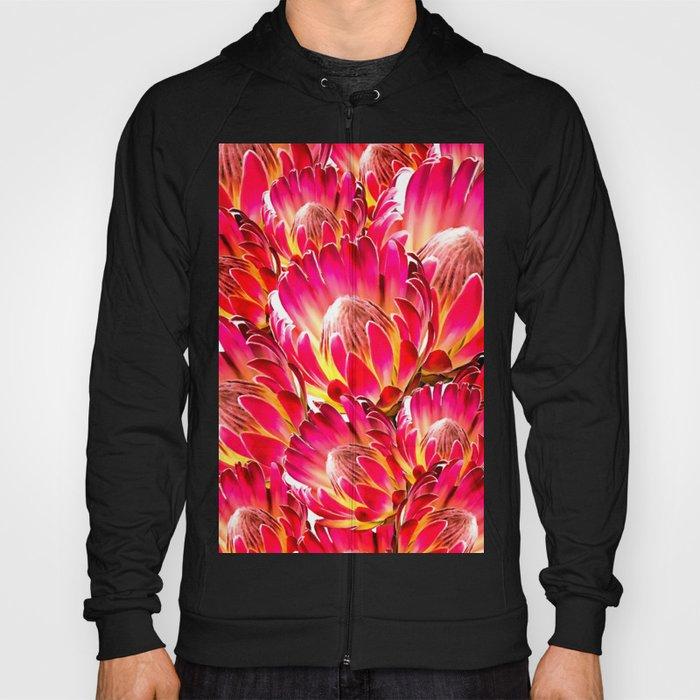 Pink Flower 9 Hoody