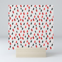 Pattern 053 Mini Art Print