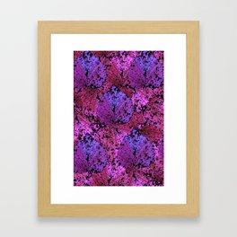 Autumn Leaves (ID442) Framed Art Print