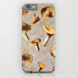Holy Shiitake! iPhone Case