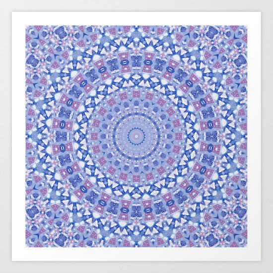 Pillow Pal Art Print