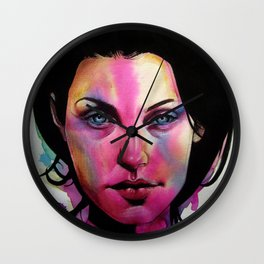 """Phosphorus""   Wall Clock"