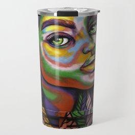 Bushwick's Street Arts Travel Mug