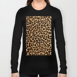 ReAL LeOparD Long Sleeve T-shirt