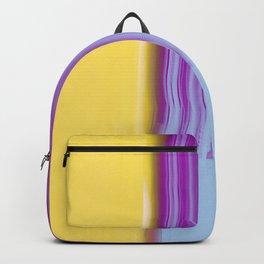Blue Strings Backpack
