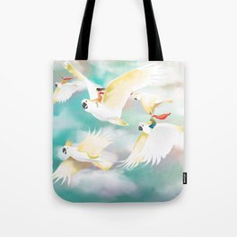 Safe Travels Tote Bag