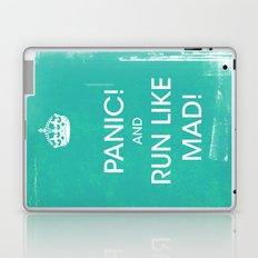PANIC Laptop & iPad Skin