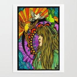 Three Birds of Rhiannon Poster