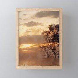 Sunset Moods Framed Mini Art Print