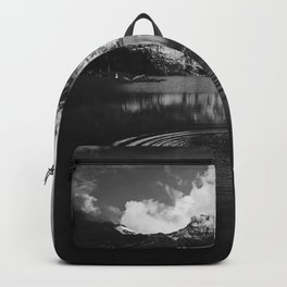 Ripple (Black and White) Backpack