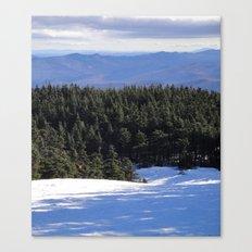 VT Trail Canvas Print