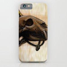 Bear Skull iPhone 6s Slim Case