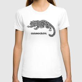 cuāuhocēlōtl T-shirt