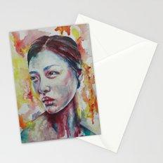 Liu's Sunrise Stationery Cards