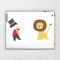 Lion Tamer Laptop & iPad Skin