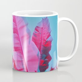 3D Banana Jungle Coffee Mug