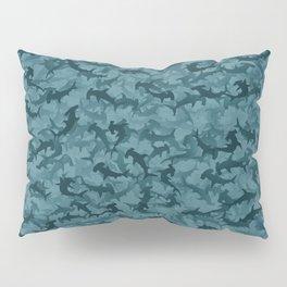 Hammerheads sharks Pillow Sham