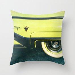 Oldtimer IV Throw Pillow