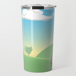 Am I Late? Travel Mug