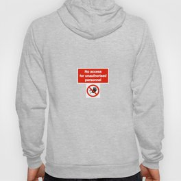 No Access Hoody
