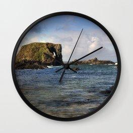 Elephant Rock Wall Clock