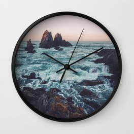 Coastal Wall Clock