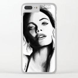 Kristina Peric - I feel pretty Clear iPhone Case