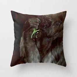 Zoo Throw Pillow