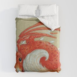 Baby Red Dragon Comforters